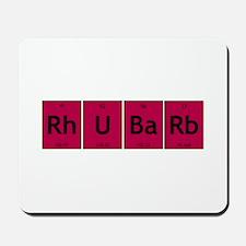 rhubarb Mousepad