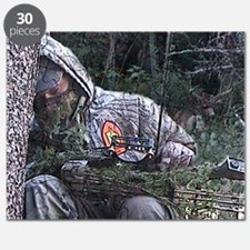 Sleepy Bowhunter Puzzle