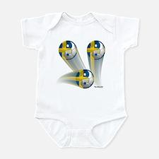 Yin Yang Sweden2 Infant Bodysuit