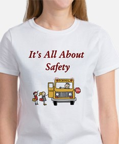 It's All About Safety Tee