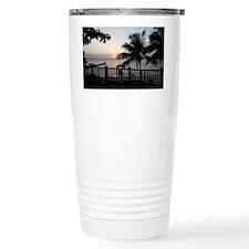Sunset Drs Cave balcony 4 3 11 Travel Mug
