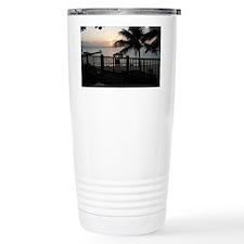 Sunset Drs Cave balcony 4 3 11_ Travel Mug