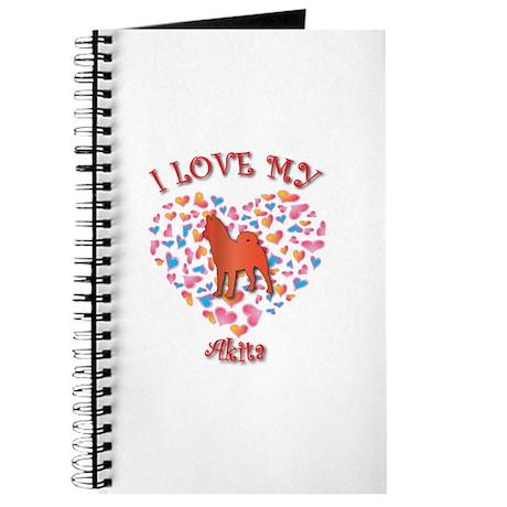 Love Akita Journal