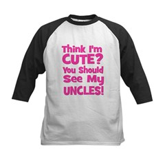 Think I'm Cute? UncleS (Plura Tee
