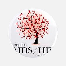 "AIDSHIV-Tree 3.5"" Button"