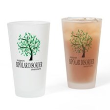 Bipolar-Disorder-Tree Drinking Glass
