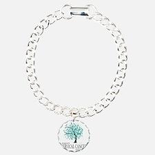 Cervical-Cancer-Tree Bracelet