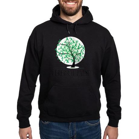 Cerebral-Palsy-Tree Hoodie (dark)