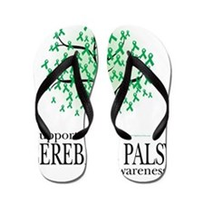 Cerebral-Palsy-Tree Flip Flops
