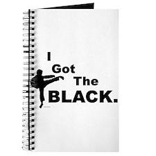 I Got The Black Journal