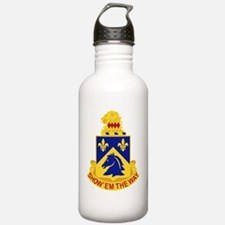 102 Cav Regt Water Bottle