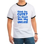 Think I'm Cute? UncleS (Plura Ringer T