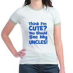 Think I'm Cute? UncleS (Plura T