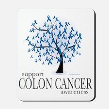 Colon-Cancer-Tree Mousepad
