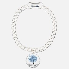 Colon-Cancer-Tree Bracelet