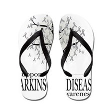 Parkinsons-Disease-Tree Flip Flops