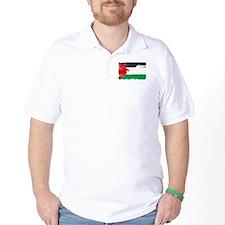 freepalestineengfrenw T-Shirt