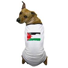 freepalestineengfrenw Dog T-Shirt
