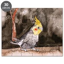 cockatiel-large Puzzle