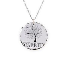 Diabetes-Tree Necklace