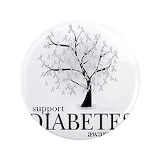 """Diabetes-Tree 3.5"""" Button"""