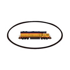 Train Engine: Chesapeake Colors Patches