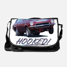 Chevy Vega (Hooked) 4000x4000 Messenger Bag