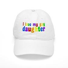 gaydaughterwh Baseball Cap