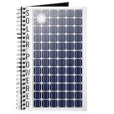 Solar Powered Solar Panel Journal