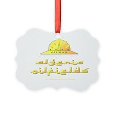 Algeria Oilman A4 ZZC ausing adj Ornament