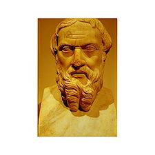 Herodotus Rectangle Magnet