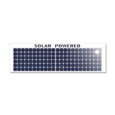 Solar-Panel_Horizontal Car Magnet 10 x 3