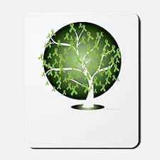 Non-Hodgkins-Lymphoma-Tree-blk Mousepad