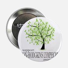 """Non-Hodgkins-Lymphoma-Tree 2.25"""" Button"""