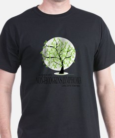 Non-Hodgkins-Lymphoma-Tree T-Shirt