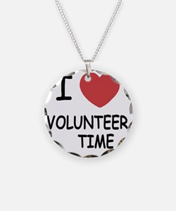VOLUNTEER_TIME Necklace