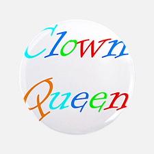 """Clown 3.5"""" Button"""