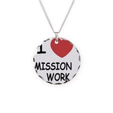 MISSION_WORK Necklace