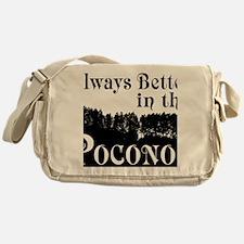 POCONOS Messenger Bag