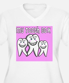 My Tooth Box Pink T-Shirt