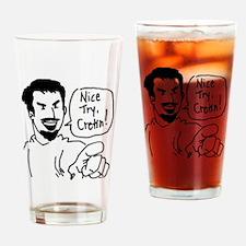 sebastian_cretin_transparent Drinking Glass