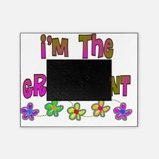 Im the Great Aunt Multi color Picture Frame