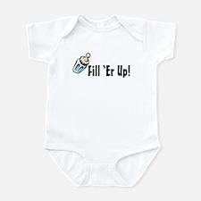 Fill 'Er Up! Infant Bodysuit