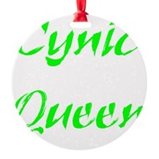 Cynic Ornament