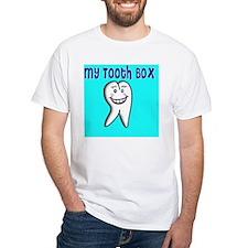 My Tooth Box blue Shirt