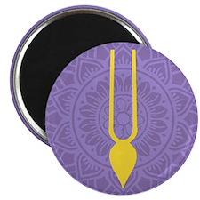 Tilak Purple Magnet