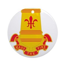 82nd Airborne Division Artillery Round Ornament
