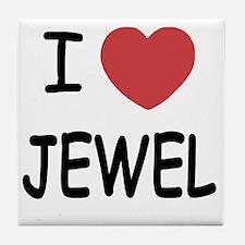 JEWEL Tile Coaster
