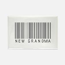 New Grandma Rectangle Magnet