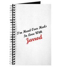 In Love with Jarrod Journal